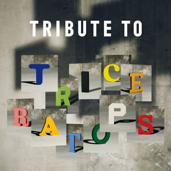『TRIBUTE TO TRICERATOPS』ジャケット