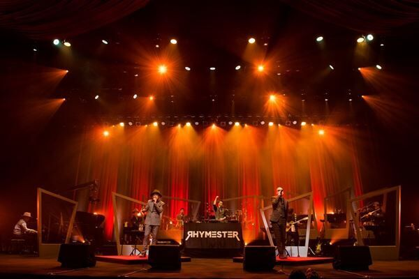 「MTV Unplugged:RHYMESTER」 写真:cherry chill will