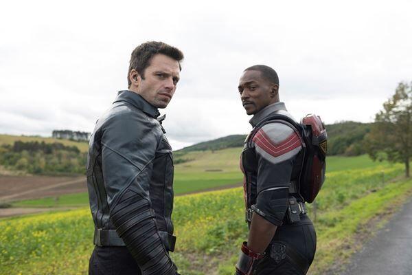『ファルコン&ウィンター・ソルジャー』 (c) 2021 Marvel
