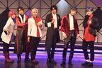 毎公演のファンサービスも楽しみな2.5次元ダンスライブ「VAZZROCK STAGE」Episode1『0carat』、東京・CBGK シブゲキ!! で上演中