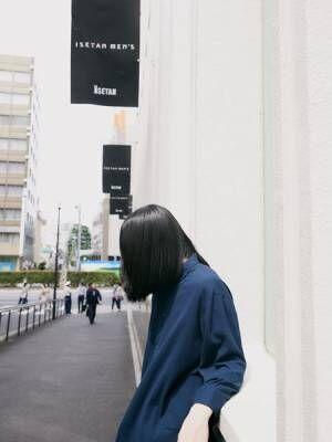 羊文学、伊勢丹新宿店で開催する音楽×ファッションイベント『◯△☐』詳細発表