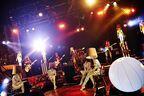 GLAY、HISASHI流演出で魅せた4カ月連続配信ライブ第2弾レポート