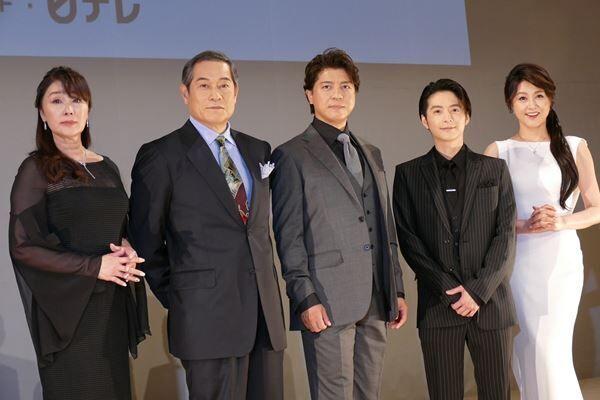 上川隆也、『魔界転生』再演に「新鮮な気持ちで」と抱負 稽古場は「前のめり」
