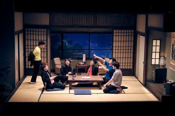 ゴジゲン第17回公演『朱春』 写真:関信行