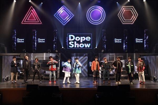 『Paradox Live Dope Show -2021.3.20 LINE CUBE SHIBUYA-』 ©Paradox Live2021