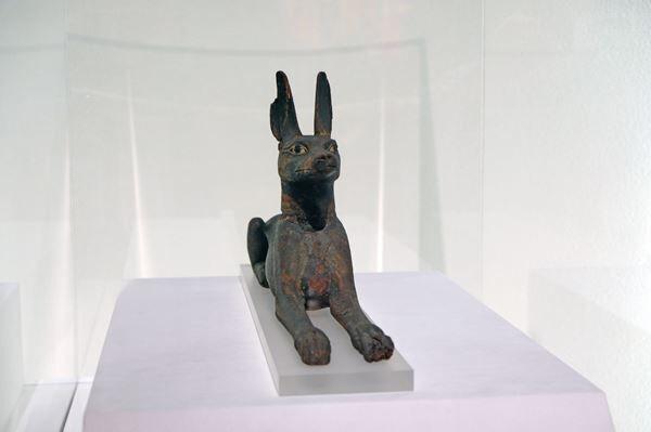 荒牧慶彦とQuizKnock、2種類の音声ガイドも楽しい! 『古代エジプト展 天地創造の神話』展をレポート!