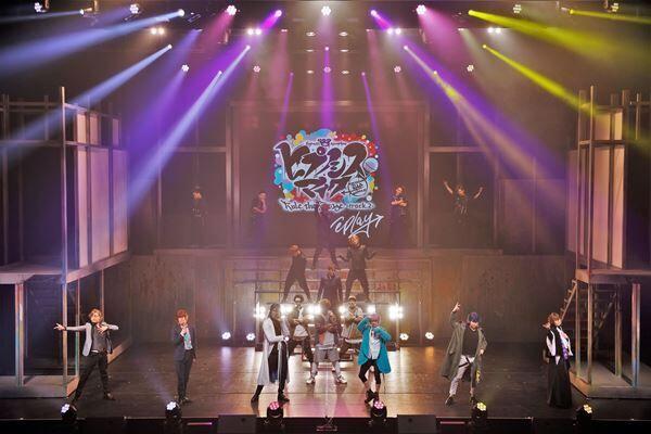 「『ヒプノシスマイク-Division Rap Battle-』Rule the Stage -track.2 replay-」 (C)『ヒプノシスマイク-Division Rap Battle-』Rule the Stage製作委員会