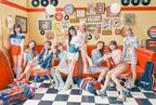 NiziU、初の両A面シングル『Take a picture/Poppin' Shakin'』リリース決定