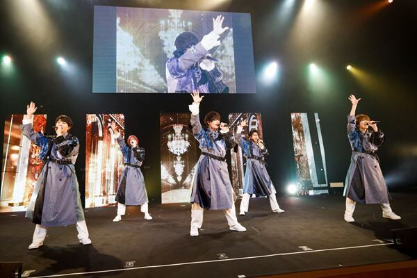 "『M!LK SPRING TOUR 2021""energy""』 撮影:笹森健一"