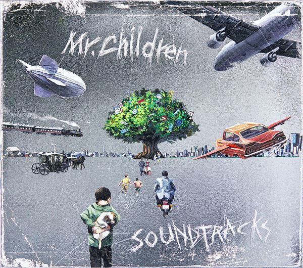 Mr.Children、新アルバムより「Documentary film」MVを公開 ディレクターはPERIMETRONのOSRIN
