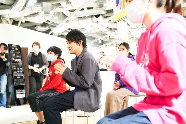 「エンタメのブカツ 卒業制作展」イベント写真