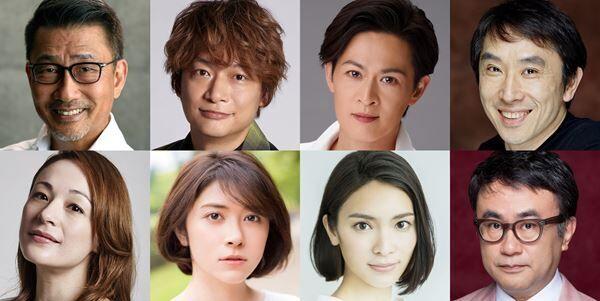 三谷幸喜ミュージカル『日本の歴史』キャストと三谷幸喜