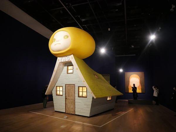森美術館『STARS展:現代美術のスターたち―日本から世界へ』展示風景