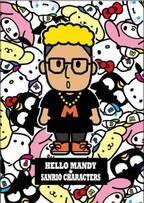 関口メンディー×サンリオ「HELLO MANDY ★ SANRIO CHARACTERS」のオンラインショップが楽天市場にオープン!