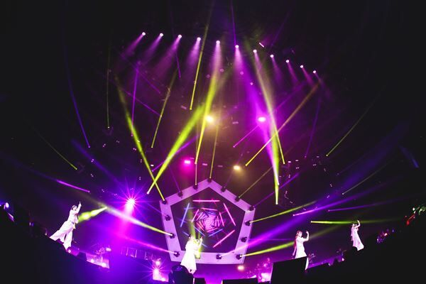 Little Glee Monster Arena Tour 2021(3月10日 大阪城ホール公演) Photo by 渡邉一生