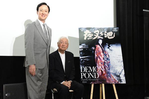 坂東玉三郎、42年ぶりに生まれ変わった主演映画『夜叉ヶ池』に「映画を観る喜びを感じられる作品です」