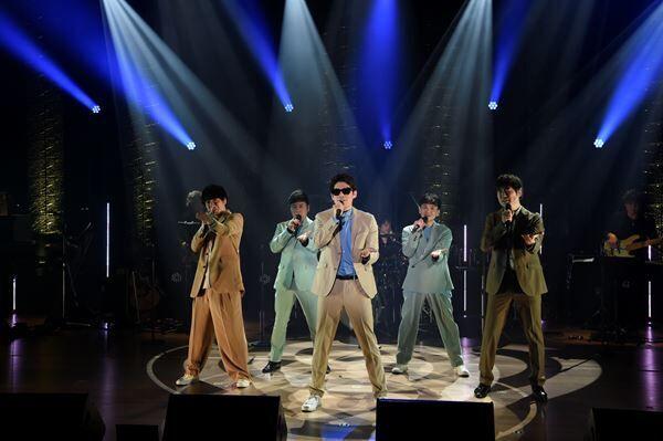 ゴスペラーズ LIVE #ライブハウスからハーモニーを 2 〜今夜はカップリング三昧〜」