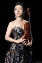 気鋭のヴァイオリニスト、松田理奈がヴァイオリン三大名曲を一挙演奏!