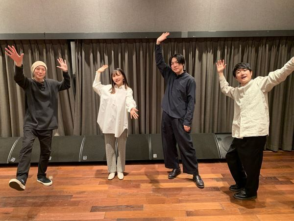 New Album『I Love You』リリース記念トーク&ライブ