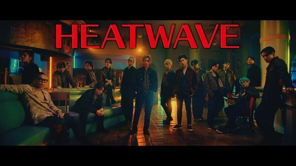 THE RAMPAGE from EXILE TRIBE「HEATWAVE」MVより
