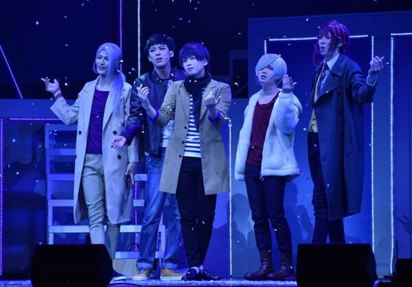 MANKAI STAGE『A3』~WINTER 2021~ゲネプロより
