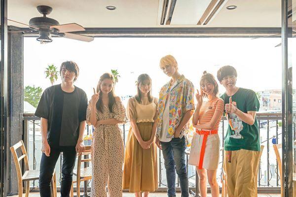 『ハニーレモンソーダ』 (c) 2021「ハニーレモンソーダ」製作委員会 (c)村田真優/集英社