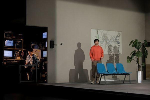 「アーリントン」舞台写真 撮影:岡千里