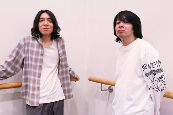 峯田和伸×三浦大輔 撮影:吉田圭子