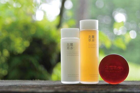 野草から作ったスキンケア「北麓草水」から新商品が発売