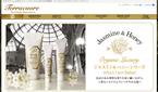 テラクオーレ、ジャスミン&ハニーの超贅沢クリームシリーズ発売