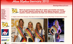 Miss 50plus Germany 2012 コンテスト優勝者決定【ドイツ】