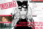 リタ・オラ、マドンナのブランドイメージキャラクターに就任!