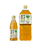 サントリーから健康の為の食材を使用した、無糖茶の飲料、新発売