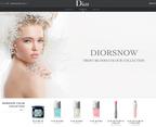 Diorから春待ちSNOWの限定カラーコレクションデビュー!