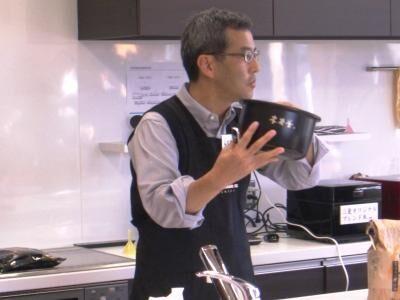 三菱電機『お米塾』 「炭でしょ!」林修先生の本炭釜スペシャル集中講義を開講