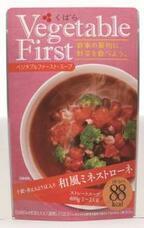 スープで手軽に!「ベジファースト習慣」