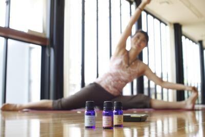 ヨガとアロマの新しいヨガプログラム「Yogaroma」が都内で次々導入