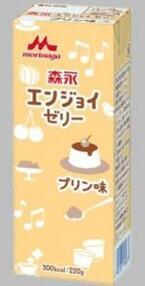 三大栄養素配合!「エイジェイゼリー プリン味」発売
