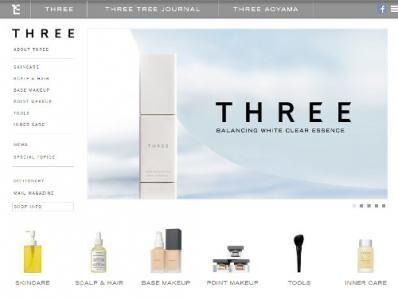 THREE、薬用美白美容液「バランシング ホワイト クリアエッセンス」発売