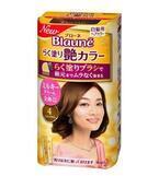 白髪の根元まで!新開発の「らく塗りブラシ」で艶やかな髪色へ!