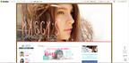 マギー、瞳の秘密をブログで公開