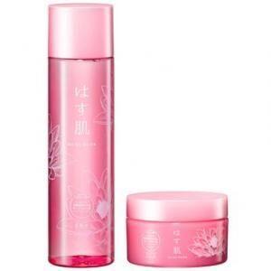 ハスの花の抗酸化作用で肌の老化を防ぐ「はす肌」化粧水とクリームが新発売