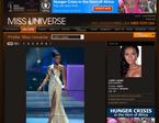 ミスユニバース2011はアンゴラ代表に決定!!