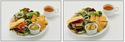 ダイエットに!美容に!健康に!ひよこ豆のフムスを使用したベーグルサンド