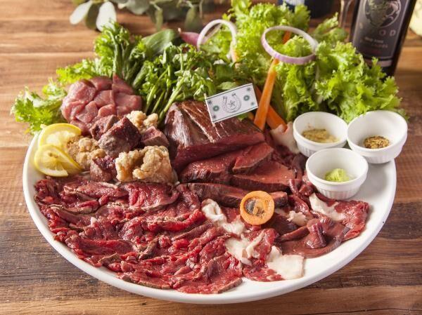 5,000円引きのメニューも!「馬肉バル ジーワン」の肉の日がすごい