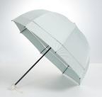 首元までUVカット 春から使いたい折りたたみ日傘『こかげ美人』発売