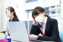 """【冬のかぜマナー】営業職7割がマスクをつけての仕事に""""抵抗アリ""""。職業別「暗黙のルール」とは?"""