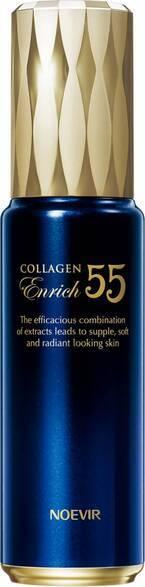 いつまでもハリと輝きに満ちた肌へ!「ノエビアエンリッチ55」新発売