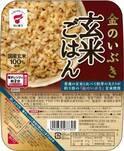 簡単に美味しい玄米が食べれる!レトルト米からヘルシーな「金のいぶき」登場