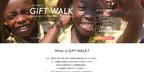 あなたが歩くと世界が変わる!歩いて社会貢献ができる「GiFT WALK」